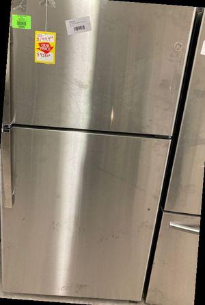 GE ❄️Refrigerator ❄️GTE22JSNBRSS IK for Sale in Houston, TX