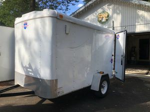 2009 Load Runner Enclosed Cargo Trailer 6x10 for Sale in Vancouver, WA