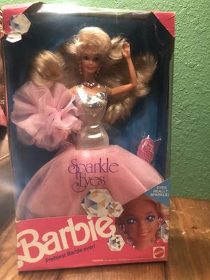 Sparkle Eyes Barbie for Sale in Stockton, CA