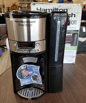 NEW Hamilton Beach Brew Station Dispensing Coffee Maker w/Defect: njft hsewres appliances for Sale in Burlington, NJ