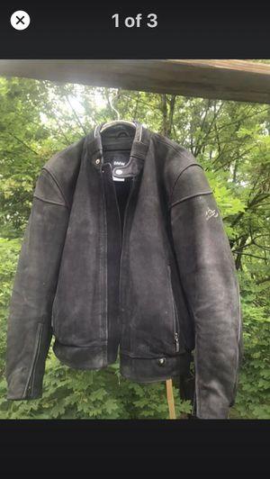 Men's Jacket 46 Vest XL motorcycle jacket and vest for Sale in Washington, NJ