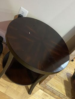 Solid Wood End Table for Sale in Washington,  DC