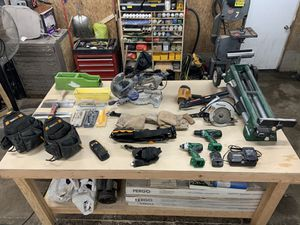 LOT OF TOOLS. NEGOTIABLE for Sale in Kendallville, IN