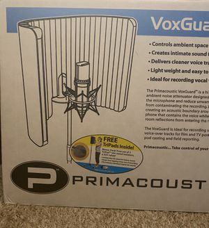 Portable vocal booth for Sale in Redlands, CA