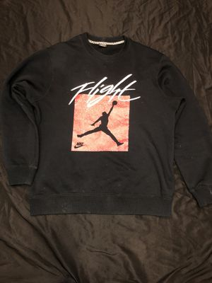 Jordan flight Crewneck for Sale in Seattle, WA