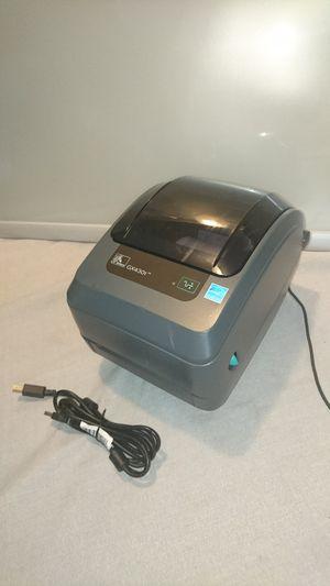 Zebra GX430t Thermal Transfer monochrome Printer for Sale in Orlando, FL