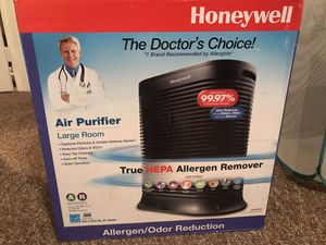 Brand new Honeywell hepa air purifier whole room for Sale in Escondido, CA