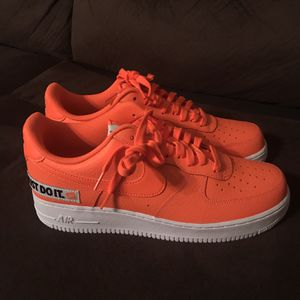 Nike Air Force 1 JUST DO IT for Sale in Phoenix, AZ