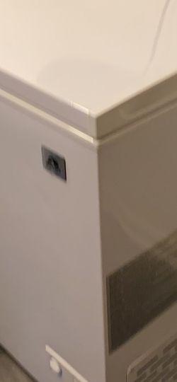 Igloo 5.1 Cu Ft Deep Freezer for Sale in Chesapeake,  VA