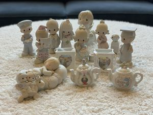 Precious Moments lot of 12 figurines/ornaments for Sale in Castle Rock, CO