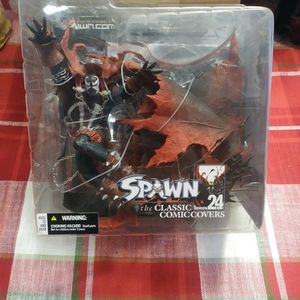 Spawn The Classic Comic Covers Series 24 (McFarlane Toys) for Sale in Los Angeles, CA