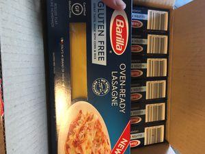 Gluten-free lasagna (Best Buy date 6/2019) for Sale in Riverside, CA