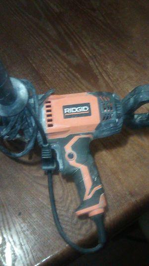 Ridgid drill for Sale in El Centro, CA