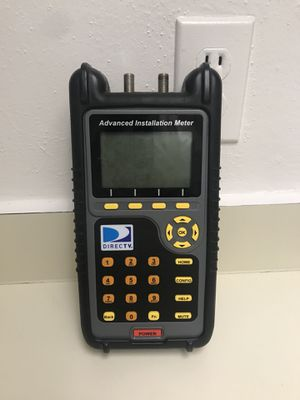 Directv Advanced installation meter for Sale in New Hradec, ND