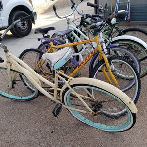 Five Bikes for Sale in Norco, CA