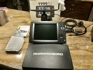 Hummingbird 1199ci HD with side imaging for Sale in Lisle, IL
