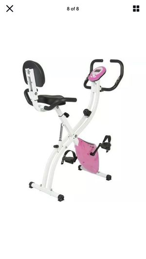 🌺 BRAND NEW PINK ELLIPTICAL FOLDING MAGNETIC RESISTANCE for Sale in Los Angeles, CA