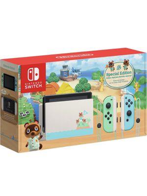 Nintendo switch animal crossing edition for Sale in Miami, FL