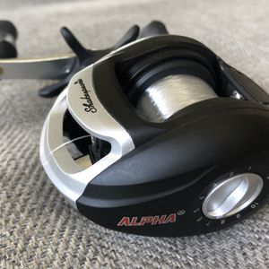 Shakespeare Alpha Baitcasting Reel for Sale in Milpitas, CA