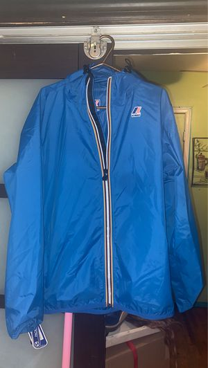 K way jacket rain proof $60 for Sale in Queens, NY