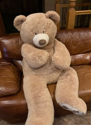 Giant Teddy Bear (from Costco) for Sale in Naperville, IL