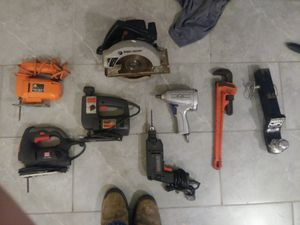 Power tools(all working) for Sale in Springfield, TN
