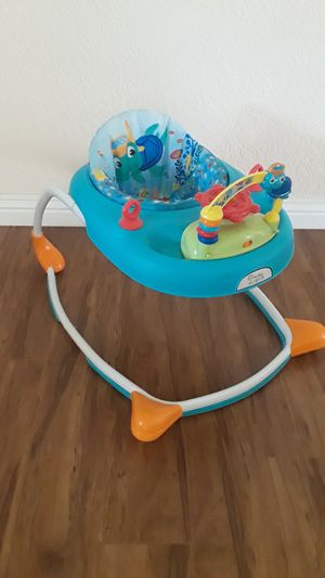 Like new Baby Einstein walker with music and lights. for Sale in Riverside, CA
