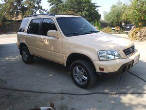 Honda CRV 2001 for Sale in Fresno, CA