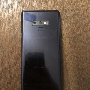 Samsung Galaxy Note 9 for Sale in Riverside, CA