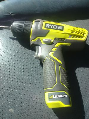 Ryobi drill for Sale in Augusta, GA