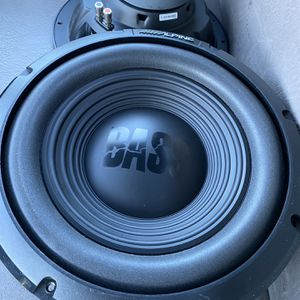 Subwoofer And Amp for Sale in San Diego, CA