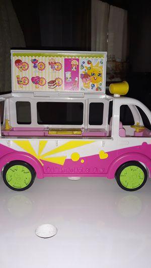 Shopkins ice cream truck for Sale in Dallas, TX