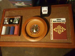 Home Casino Board Game for Sale in Chicago, IL