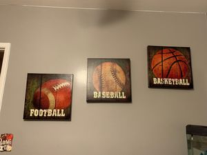Sports Room Decorations for Sale in La Habra Heights, CA