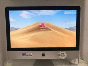 Apple IMAC (21.5inch - Late 2015 - macOS Mojave) for Sale in Fort Lauderdale, FL