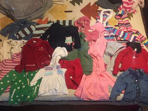 Baby girl clothes-size 12-18 month for Sale in Cartersville, VA