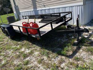 Trailer for sale $1800 obo for Sale in Bartow, FL
