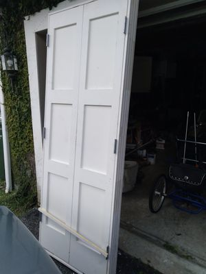 2'6×7' double Shaker style door for Sale in Homestead, FL