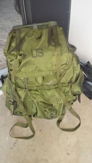 Camping Hiking Backpack for Sale in Alexandria, VA