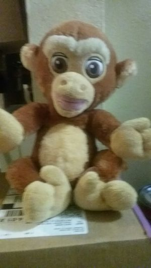 Monkey plushie for Sale in Victorville, CA