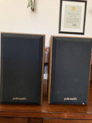 Poll audio speakers for Sale in Tehachapi, CA