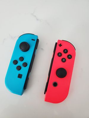 joy cons. work perfectly, no drift, Nintendo switch for Sale in Carmichael, CA