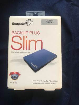 1 TB hard drive brand new never opened for Sale in Alamo, GA