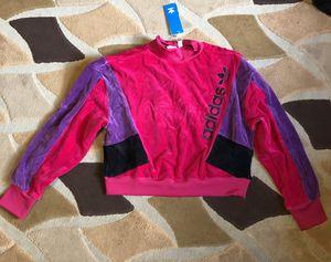 Adidas Velour Sweatshirt (BRAND-NEW) for Sale in Brooklyn, NY