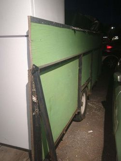 Trailer Need Gone Asap for Sale in San Jose,  CA