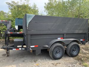 Dump trailer for Sale in Bloomingdale, IL