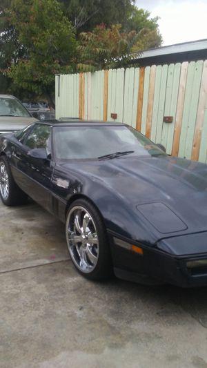 Chevy Corvette 1989 for Sale in Santa Clara, CA