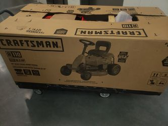 CRAFTSMAN Riding Mower NEW in box!! for Sale in Oregon City,  OR