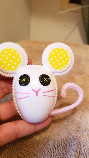 """Lalaloopsy big Doll pet white mouse. 3"""" tall for Sale in Riverside, CA"""