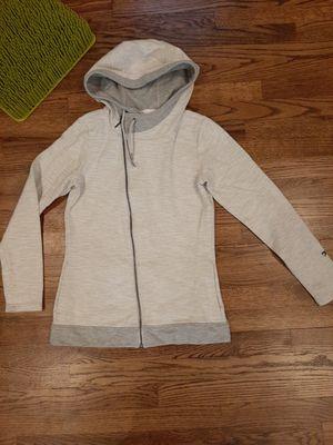 Kuhl Womens S Hoody Gray Hooded Fleece Jacket Full Zip Very Nice! ! ! for Sale in Westminster, CO